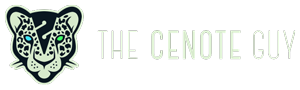 the cenote guy - cavern diving logo tn