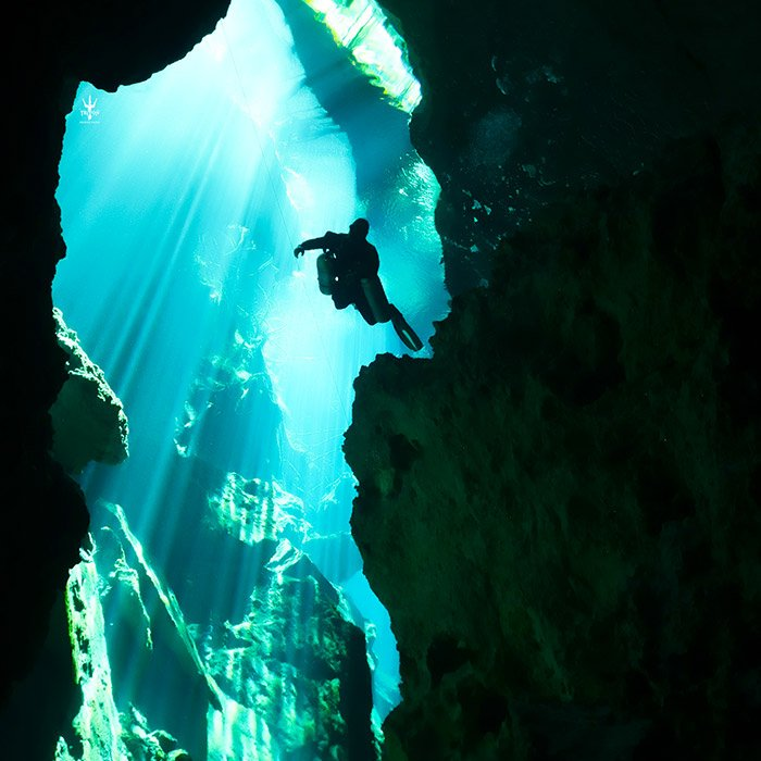 magical cenote diving tours in mexico
