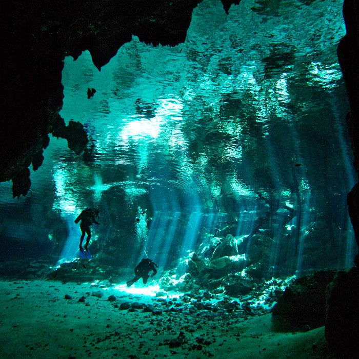 FAQ - Diving in Cenotes_The Barbie Line