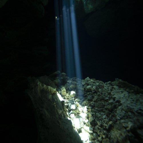 cenote tajmaha - riviera maya
